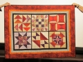 Marie Huth First Art Quilt
