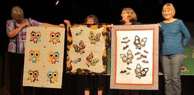 10 Mary Olson - Cats & Bats