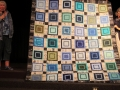 20 Carol Giesing - Wedding Quilt for Grandchild