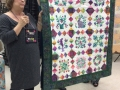 Suzy Weinbach - Hop to It - Laundry Basket Machine Embroidery class at Quilter's Paradise